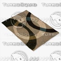 3d chandra rugs ben-3021 model