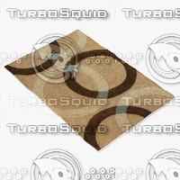3d chandra rugs ben-3022 model