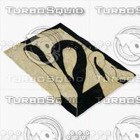 3d chandra rugs dai-7 model