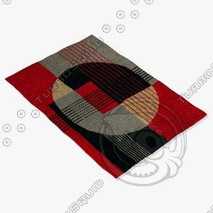 3d chandra rugs dai-25
