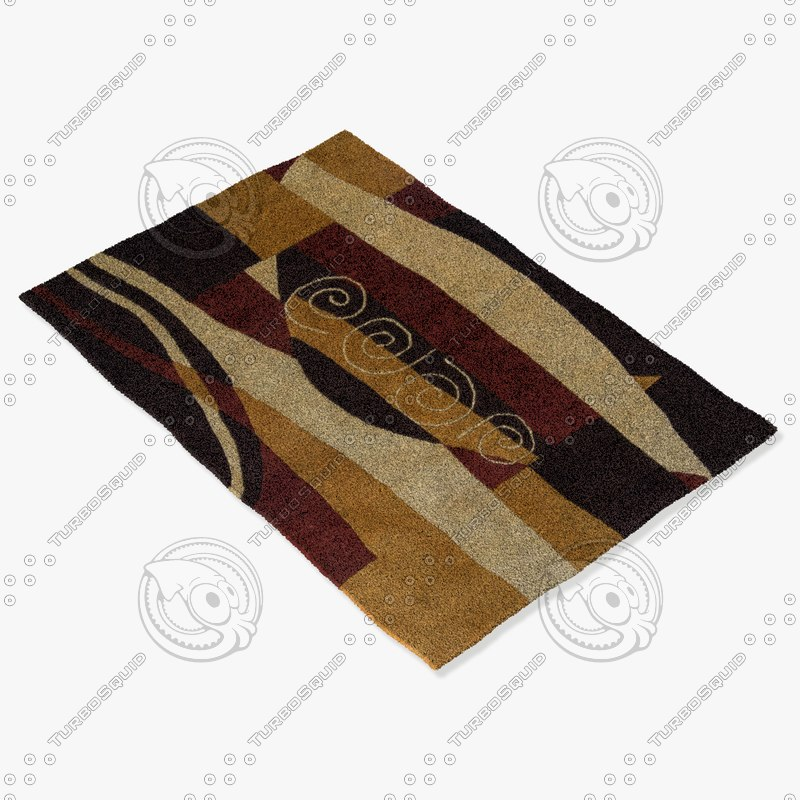 chandra rugs dai-27 3d 3ds