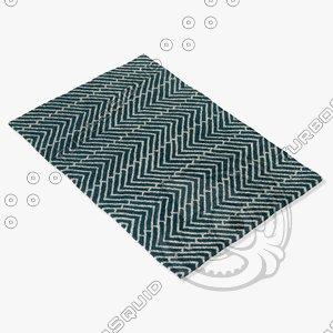 3d chandra rugs dav-25812