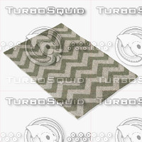 chandra rugs dav-25824 3ds