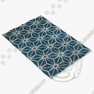 3d chandra rugs dav-25840