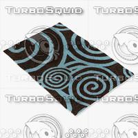 3dsmax chandra rugs fen-6503