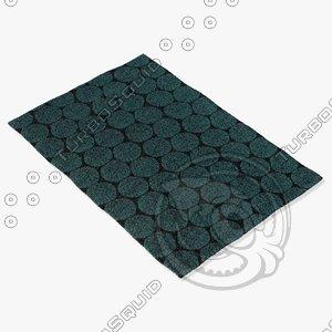 3d chandra rugs fre-4560 model