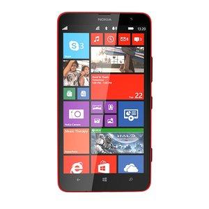 3d nokia lumia 1320 model