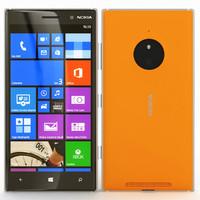 3d nokia lumia 830
