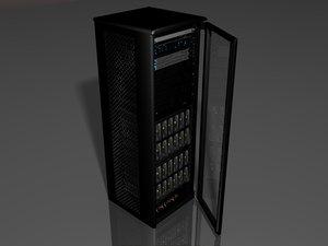 obj server rack storage