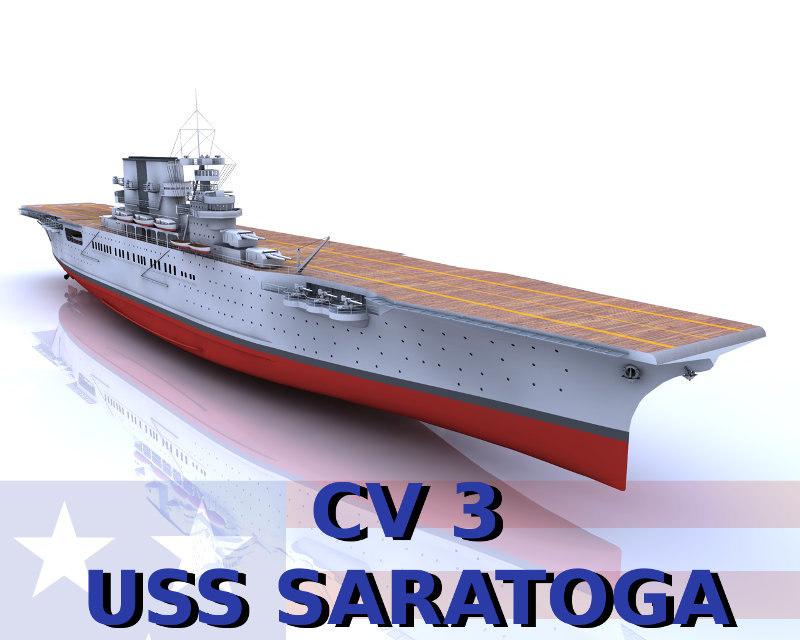 3d uss saratoga cv-3