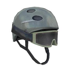 3d special forces helmet
