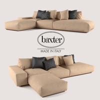 3d monsieur modular sofa