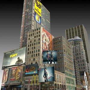 new york city ave max