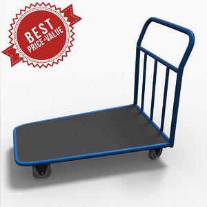 cart 3d max