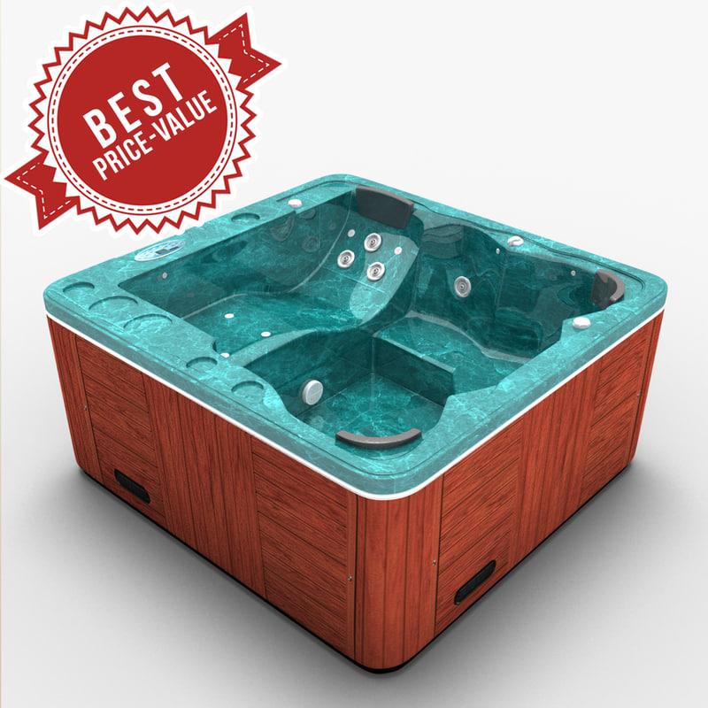 whirl bath max