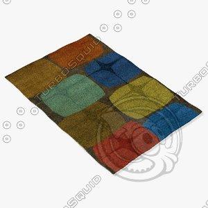 3d chandra rugs kat-2003