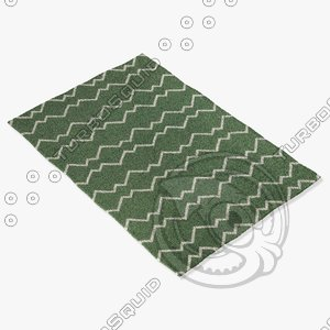 chandra rugs lim-25703 3d 3ds