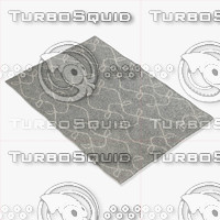 chandra rugs lim-25706 3d max