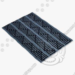 chandra rugs lim-25722 obj