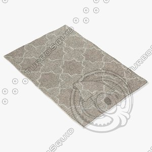 3ds max chandra rugs lim-25733