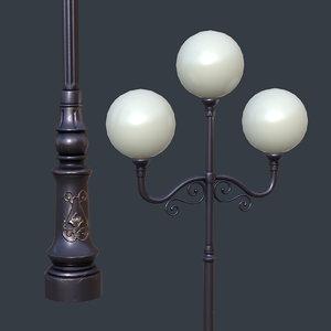 max streetlight realistic marmoset