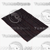 chandra rugs orl-12700 3d max