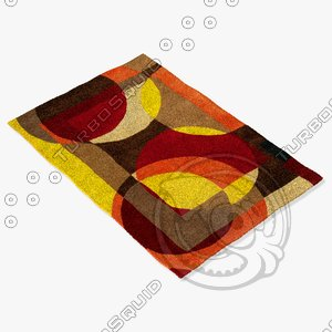 3ds chandra rugs rai-803