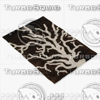 chandra rugs t-cbc 3d model