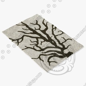 chandra rugs t-cdcb 3ds