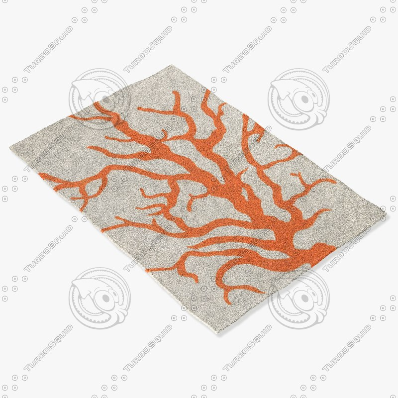 3d model of chandra rugs t-cdco