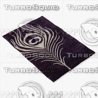 chandra rugs t-fepc 3d obj