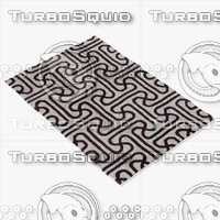 chandra rugs t-ioec 3d 3ds