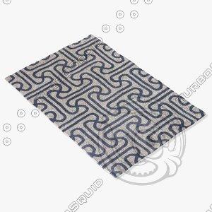 3d chandra rugs t-iosc