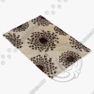 chandra rugs t-secc 3d 3ds