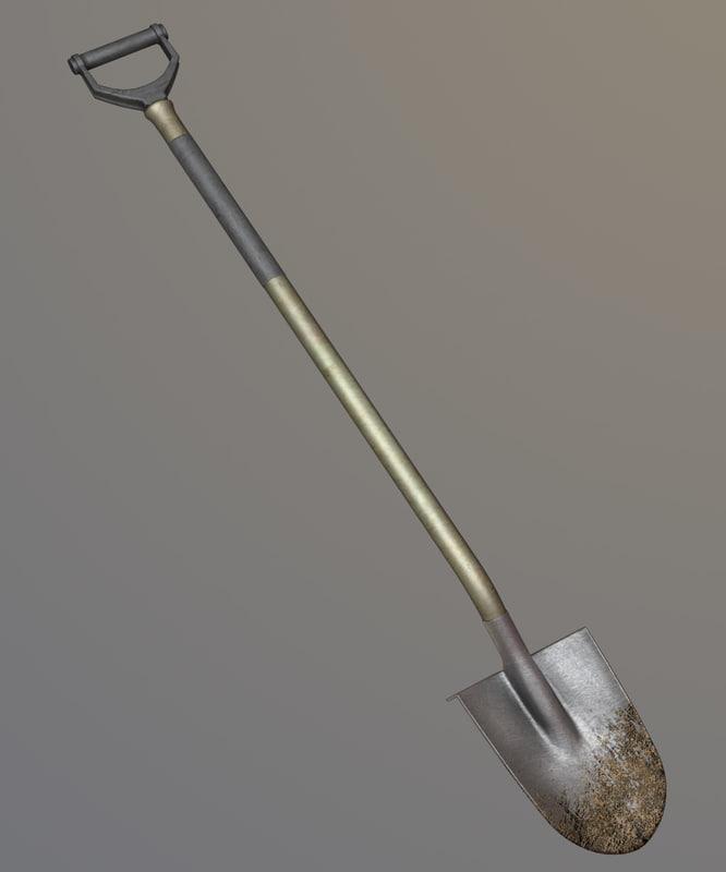 shovels max