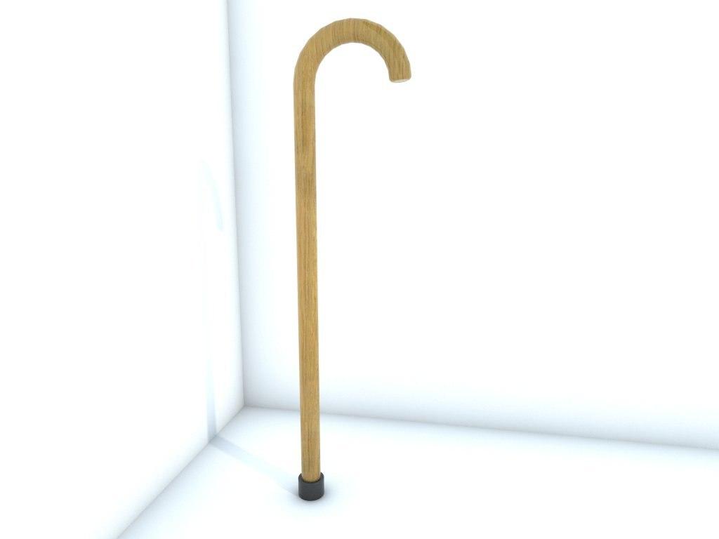 walking stick 3ds