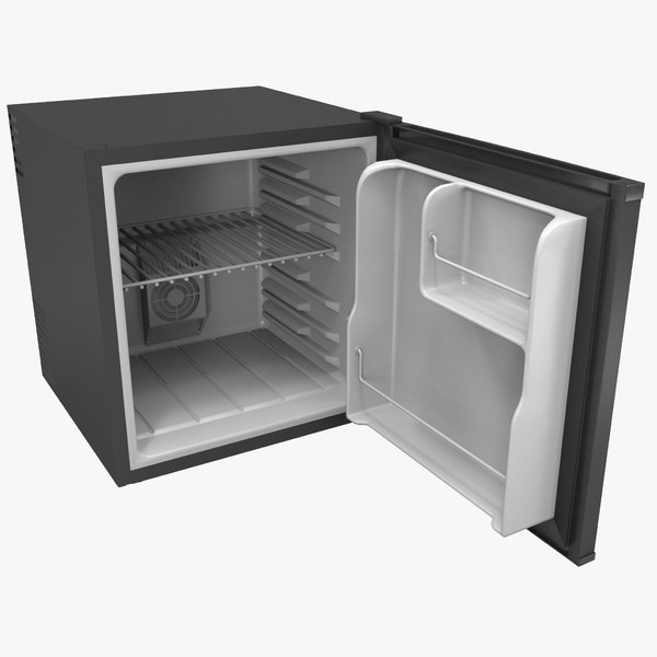 3d model superconductor refrigerator avanti