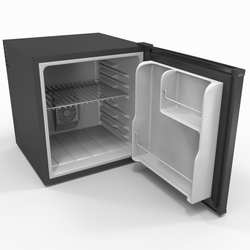 3d model superconductor refrigerator avanti