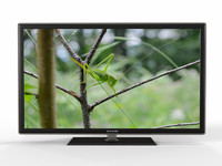 3dsmax samsung tv