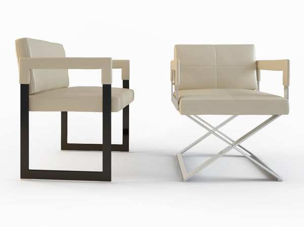 3d 3ds chair aster x