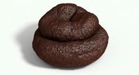 Turd Poop Dung Crap Pile