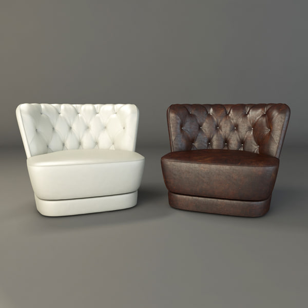 3d italy casamilano suite chair
