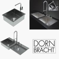 dornbracht kitchens 3d max