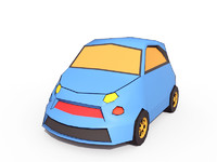 max cartoon car