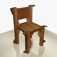 max wooden chair snakes winding