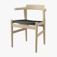 PP58 Chair - Hans J. Wegner