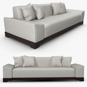 bellavista - puro sofa 3d 3ds