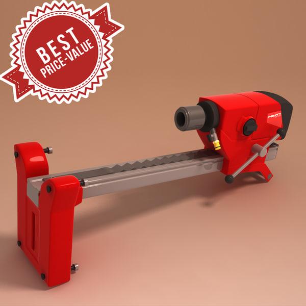 core drill 3d max