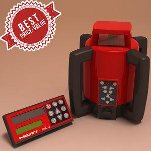 rotary laser hilti max