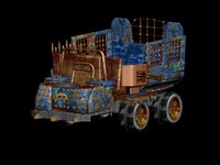 3d model transport goblins
